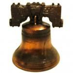 US Philadelphia liberty bell 1975 historical souvenir