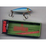RAPALA Fishing Lure Sinking CD-3 B Blue