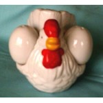 Chicken Napkins Holder Salt Pepper Shakers