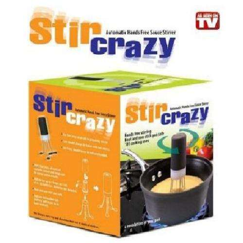 Stir Crazy Silicone Hands Free Pot Stirrer | Les Bricolles de Cleo