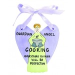 Ange gardien Plaque Our Name is Mud Cooking