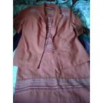 Suit Vest Blouse Long Skirt Vice Versa co.