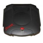 Atari Jaguar Black Console 3 controller 6 Games