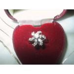 Bague Diamant Dames 84 pts Or 14K Forme de Fleur