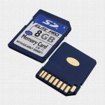 8GB SD Flash Memory Secure Digital Card Camera