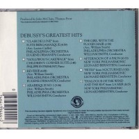 CD Debussy Greatest Hits