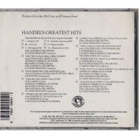 Handel Greatest Hits CD Classic