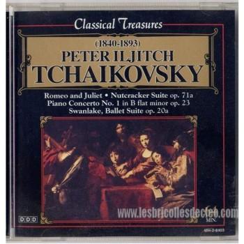 CD Peter Iljitch Tchaikovsky 1840-1893