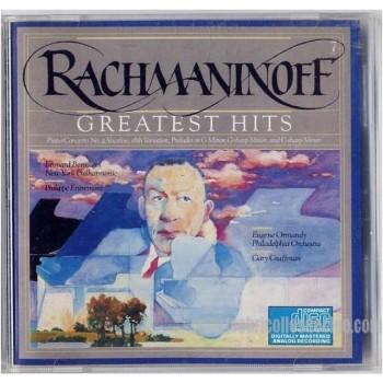 Rachmaninoff Greatest Hits CD