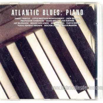 CD  Atlantic Blues Piano