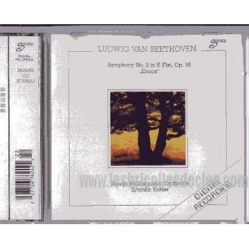 CD Ludwig Van Beethoven Symphony no 3 classic