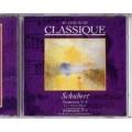 Schubert Symphonie no 5 en si bemol majeur CD