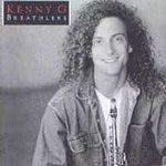 Kenny G CD Breathless Jazz
