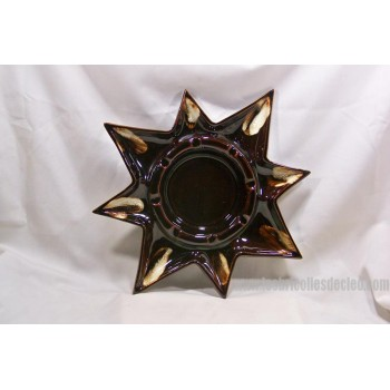 Pfaltzgraff Ashtray AT34 star shaped