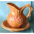 Pitcher Bowl Basin Miniature Vintage Collectibles