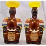 Bouteilles Vides Rhum Batteur Jamaïque Angostura