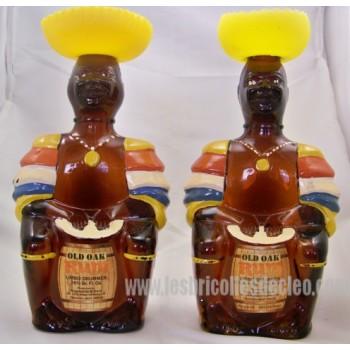 Bouteilles Vides Rhum Batteur Jamaïque Angostura 2