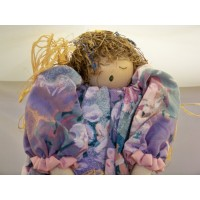 picture-handmade-doll-wood-fabric-stand-2