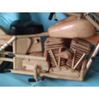 picture-harley-davidson-collectibles-wood-3