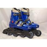 Patins roues alignées Tecnica Twin Core 7 1/2 Femme