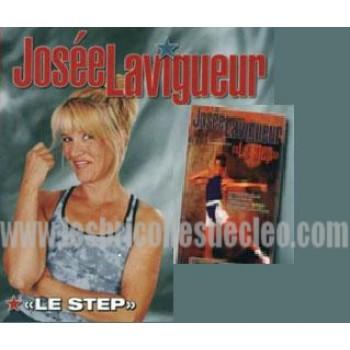 Josée Lavigueur present Le step French VHS