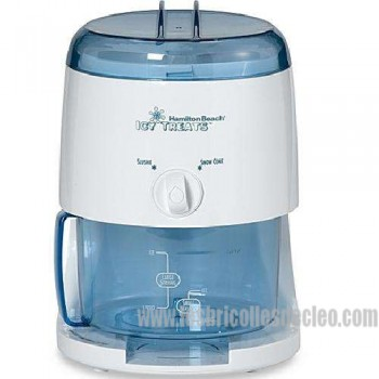 Icy Treats Ice Shaver Hamilton Beach 68050C