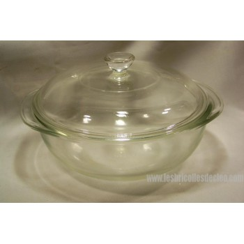 Pyrex 023 round casserole 623 Pyrex lid cover