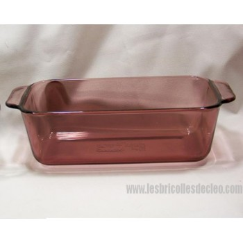 Pyrex 213 Amber Brown Baking Loaf Dishes Pan