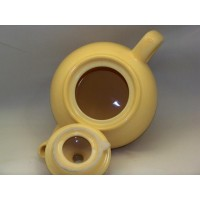 Chino Fine Quality 2 Cup Ceramic Teapot Yellow