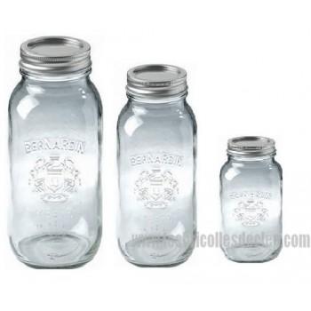 MASON / BERNARDIN  Jars 500 ml