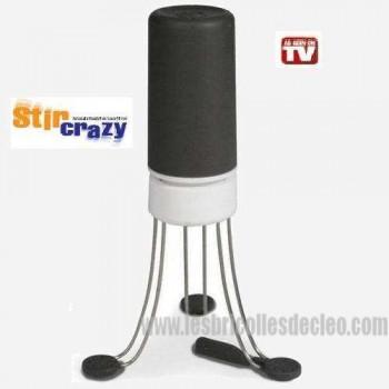 Stir Crazy Silicone Hands Free Pot Stirrer