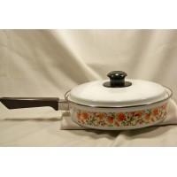 picture-white-enameled-steel-skillet-lid-floral-2