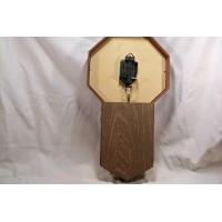 picture-mahogany-wood-wall-clock-5