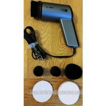 Philips HG Electric Shoe Polishing Kit SP3500