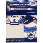 Vancouver Canucks High Accuracy Tracking Mouse Pad