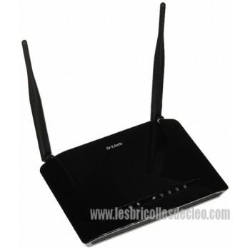 D-Link DIR 615 Wireless -N- Router 4 Port