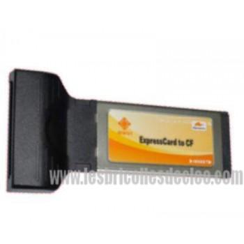 Compact Flash CF Express Card 34 Adapter Reader