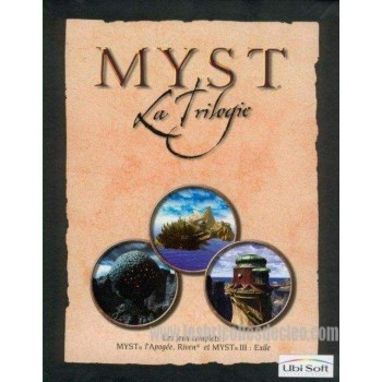 Myst La Trilogie L'Apogée Riven Myst III