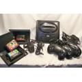 Sega Genesis MK-1631 game console