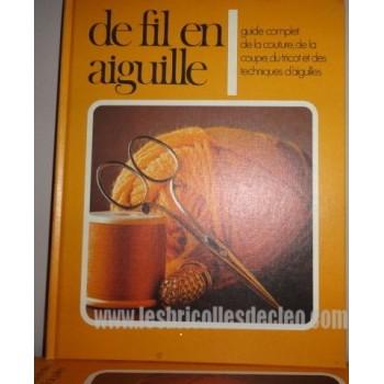 Encyclopedia De fil en aiguille Editions Franson (French)