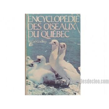 Encyclopedia of Quebec Birds French book
