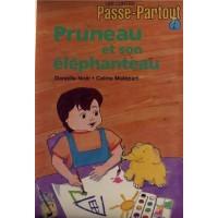 Passe-Partout Pruneau et son éléphanteau
