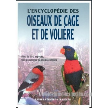The encyclopedia of cage and aviary birds French book