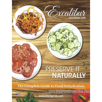 Book Excalibur The Complete Guide to Food Dehydration
