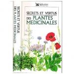 French book Secrets et vertus des plantes médicinales