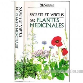 Livre Secrets et vertus des plantes médicinales