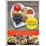 Book Festins végétariens au quotidien