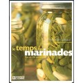 French book Le temps des marinades