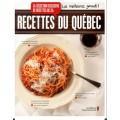 Livre Recettes du Québec