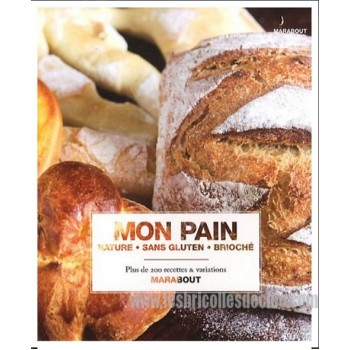 Mon pain French Book